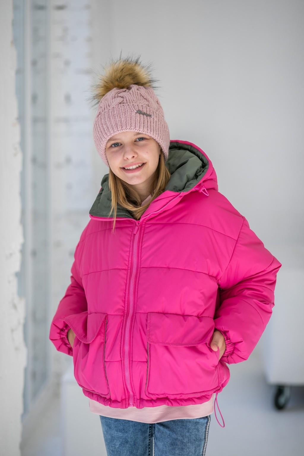 Куртка House для дівчаток - підлітків (осінь-зима)