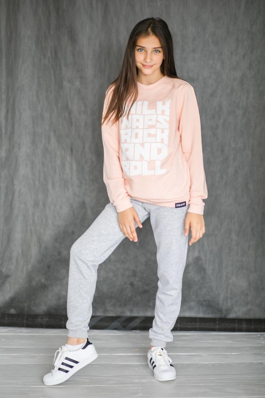 Спортивний  костюм Rock для дівчаток (підлітків) 7-15 років